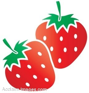 Strawberries Clipart | Pictures of Strawberry: Shortcake, Cheesecake ...