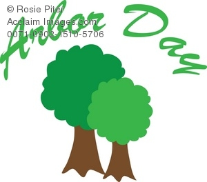 Arbor Day Sign