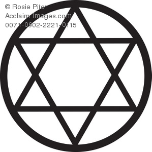 Pentagram Occult Symbol Royalty-Free Clip Art Picture