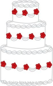 clip art icon of a wedding cake rh clipartguide com wedding cake clipart black and white wedding cake topper clipart