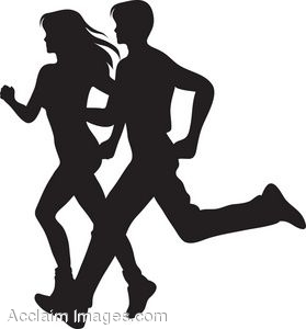 Image result for cross country silhouette