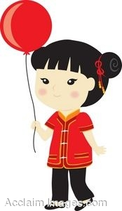 Clip Art Asian Clipart clip art of an asian girl