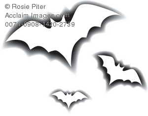 the outlines of flying bats royalty free clip art picture rh clipartguide com Bat Outline Clip Art Black and White Halloween Clip Art Outline