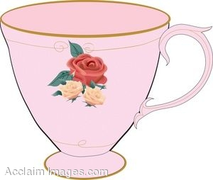 tea cupdescriptionclip art