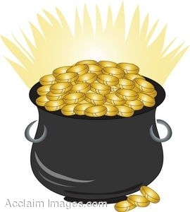 Gold Coins Clipart