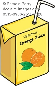 Juice Box-Orange Juice