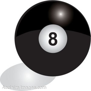 Billiard Ball-8 Ball
