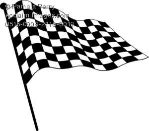 Free Checkered Flag Vector, Download Free Clip Art, Free Clip Art on Clipart  Library