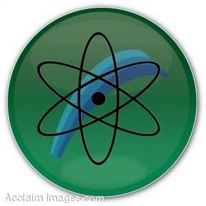 Nuclear Reaction Icon