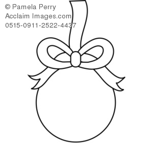 Ornament Coloring Page