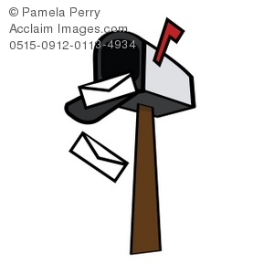Outgoing mail Illustrations and Clipart 61 outgoing mail