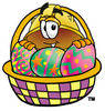 Cartoon Hard Hat clipart