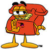 Cartoon Phone Whispering clipart