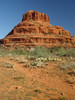 Arizona Red Rock Formations clipart