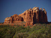 Red Rock Formations in Arizona clipart