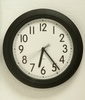 Office Wall Clock clipart