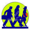Businees People at Work clipart
