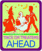 Trick Or Treater Sign clipart