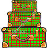 Suitcases clipart