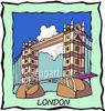 London Bridge clipart