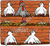 Chicken Coop clipart