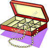 Jewerly Box clipart