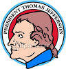Seal of Jefferson clipart