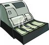 Cash Register Clip Art clipart