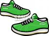 tennis shoe image