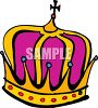 King's Crown clipart