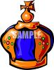 Domed Crown clipart