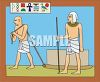 Egyptians in Ancient Egypt clipart