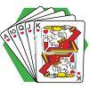 Face Playing Cards clipart