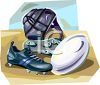 Soccer Equipment clipart