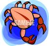 Zodiac-Cancer clipart