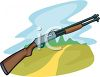 Hunting Rifle clipart
