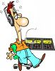Recording Studio Technician clipart