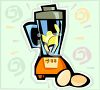 Kitchen Blender clipart