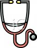 Stethoscope Cartoon clipart