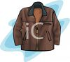 Canvas Jacket  clipart