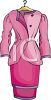 Ladies Suit clipart