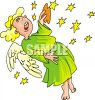 Falling Angel clipart