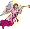 Herald Angel clipart