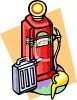 Old Fashioned Gas Pump clipart