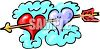 two hearts image