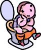 potty training image