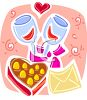 Valentines Day Celebration clipart