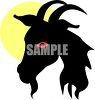 Billy Goat clipart