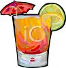 Old Fashioned Drink clipart