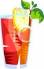 Long Island Ice Tea Drink clipart